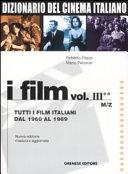 I film  Tutti i film italiani dal 1960 al 1969