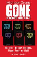 Gone de complete serie  6 in 1
