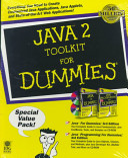 Java 2 Toolkit for Dummies