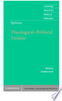 Spinoza  Theological Political Treatise