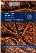 The English Academy Review book