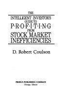 download ebook the intelligent investor's guide to profiting from stock market inefficiencies pdf epub