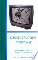 Deconstructing South Park