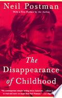 download ebook the disappearance of childhood pdf epub