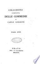 Collezione completa delle commedie di Carlo Goldoni  Tomo 1    30