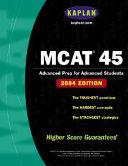 MCAT 45  2004