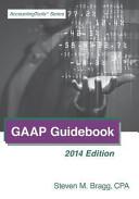 GAAP Guidebook  2014 Edition