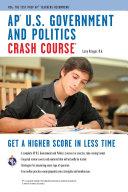 AP U S  Government and Politics Crash Course Politics Exam Gets You A Higher Advanced