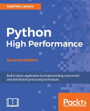 Python High Performance Second Edition
