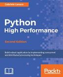 Python High Performance  Second Edition