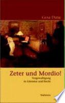"""Zeter und Mordio"""