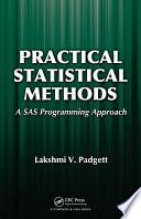 Ebook Practical Statistical Methods Epub Lakshmi Padgett Apps Read Mobile