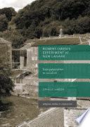 Robert Owen   s Experiment at New Lanark