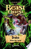 Beast Quest 23   Drako  Atem des Zorns
