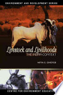 Livestock and Livelihoods  the Indian Context
