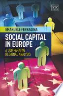 Social Capital in Europe