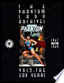 Phantom Lady Archives vol 2  1947   1949