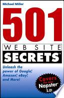 501 Web Site Secrets