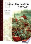 Italian Unification  1820 71