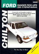Chilton S Ford Ranger Pick Ups