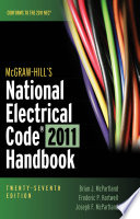 McGraw Hill s National Electrical Code 2011 Handbook
