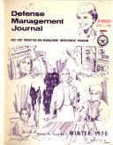 Defense Management Journal