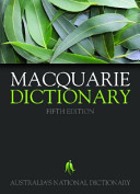 Macquarie Dictionary Awareness Of Environment And Fragility Will Mark A