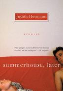 Summerhouse  Later Book PDF