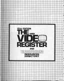 The Video Register And Teleconferencing Resources Directory