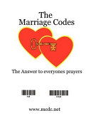 The Marriage Code Guide Book PDF
