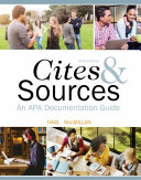 Cites and Sources