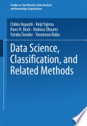 Data Science  Classification  and Related Methods