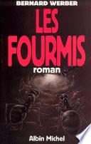 couverture Les Fourmis