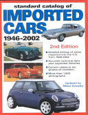 Standard Catalog Of Imported Cars 1946 2002