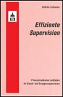 Effiziente Supervision