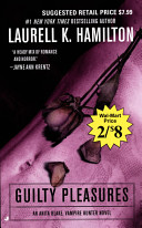 Guilty Pleasures (Walmart Edition) by Laurell K. Hamilton