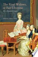The Rival Widows  Or  Fair Libertine  1735