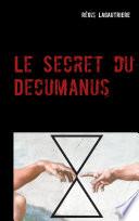 illustration du livre Le Secret du Decumanus