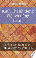 Kinh Thánh tiếng Việt và tiếng Latin