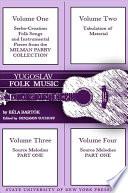 Yugoslav Folk Music