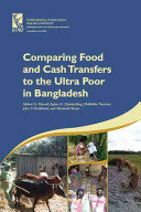 Comparing Food And Cash Transfers To The Ultra Poor In Bangladesh