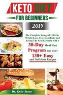 Keto Diet For Beginners 2019