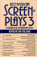 Best American Screenplays 3: Complete Screenplays
