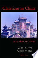 Christians in China Of The Chinese Faithful Who