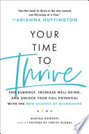 Book Your Time to Thrive