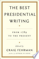 Book The Best Presidential Writing