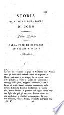 Storia della citt   e della diocesi di Como esposta in dieci libri dal professore Cesare Cant    Dedicata all Inclita Congregazione municipale di Como  Fascicolo primo   decimo