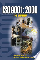 Iso 9001 2000 In Brief