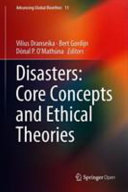 Disasters  Core Concepts and Ethical Theories