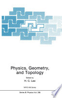 Physics  Geometry and Topology